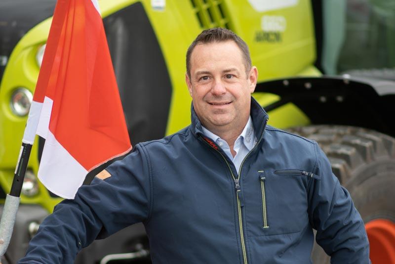 Mitarbeiter bei Servatius & Ehlenz - Claude Schrenger
