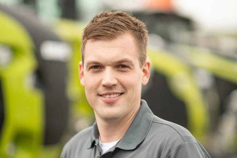 Mitarbeiter bei Servatius & Ehlenz - Daniel Schmitz
