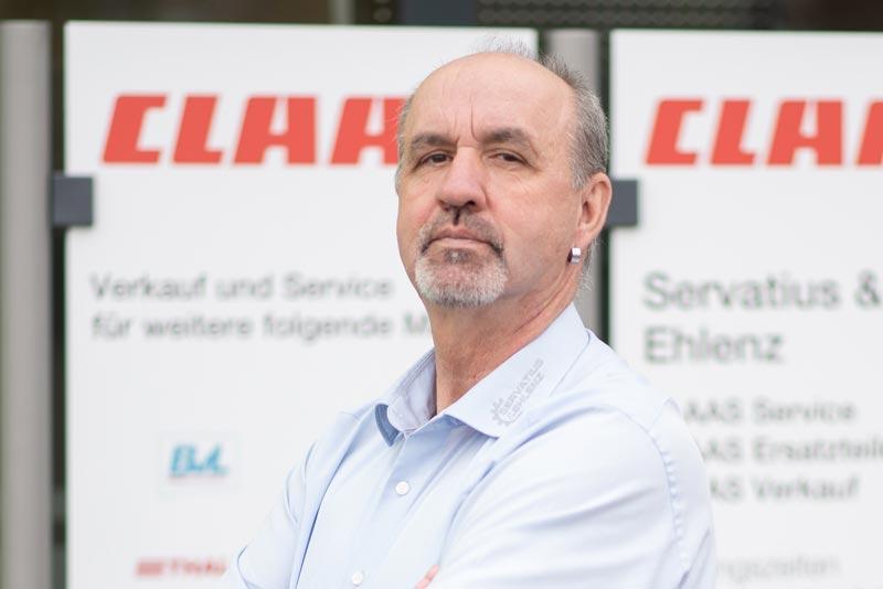 Mitarbeiter bei Servatius & Ehlenz - Thomas Kruppert